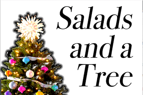 "Advanced Drama show preview: ""Salad and A Tree"""