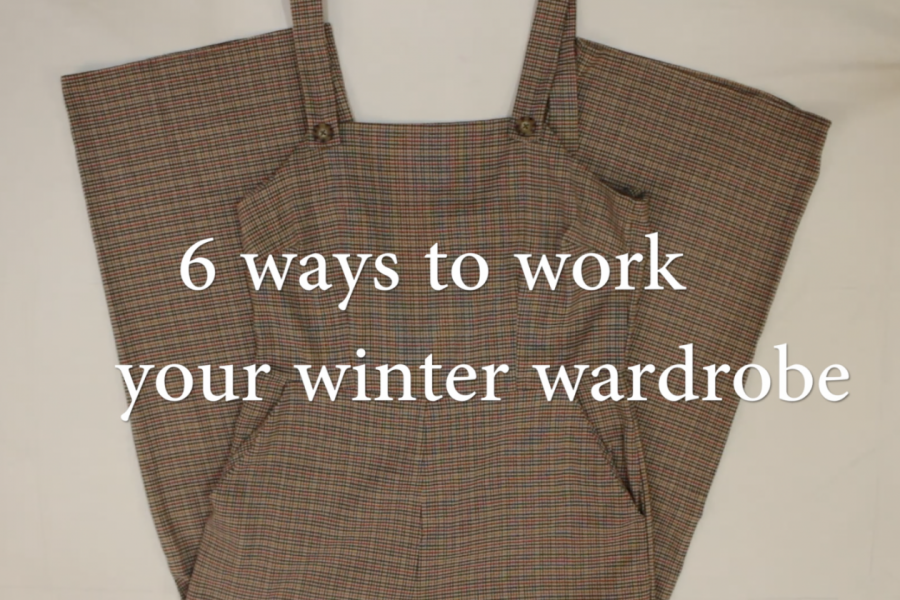 6 ways to work your winter wardrobe
