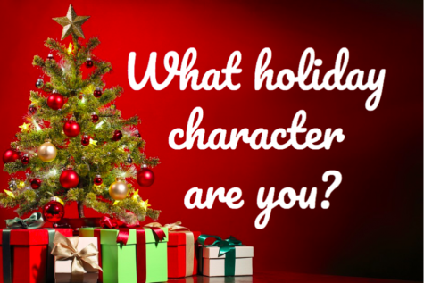 What holiday character are you?