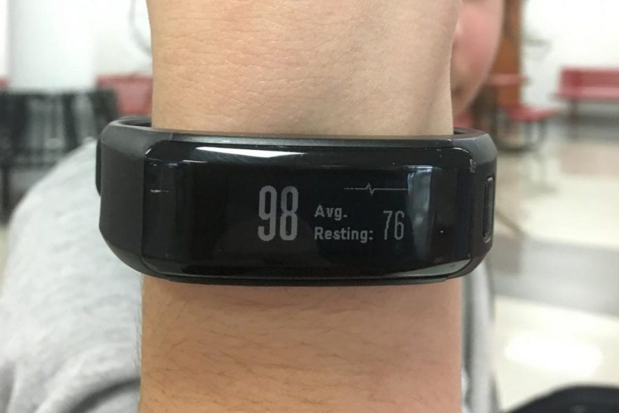 Garmin devices distributed to online PE students