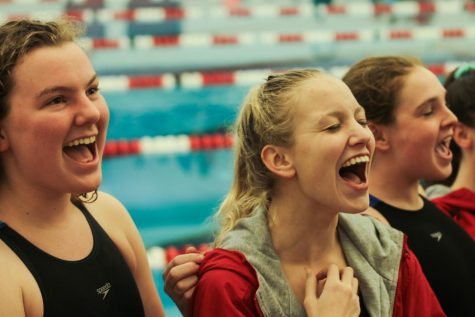 Photo gallery: girls' swim and dive Kirkwood invite