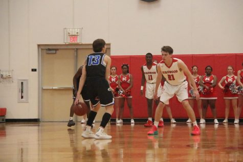 Photo gallery: varsity boys' basketball vs Ladue Jan. 8
