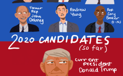 2020 Presidential candidates