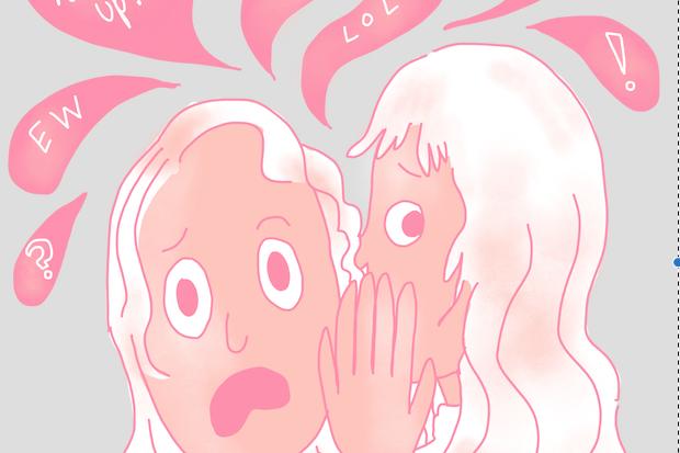 Breaking down hooking up