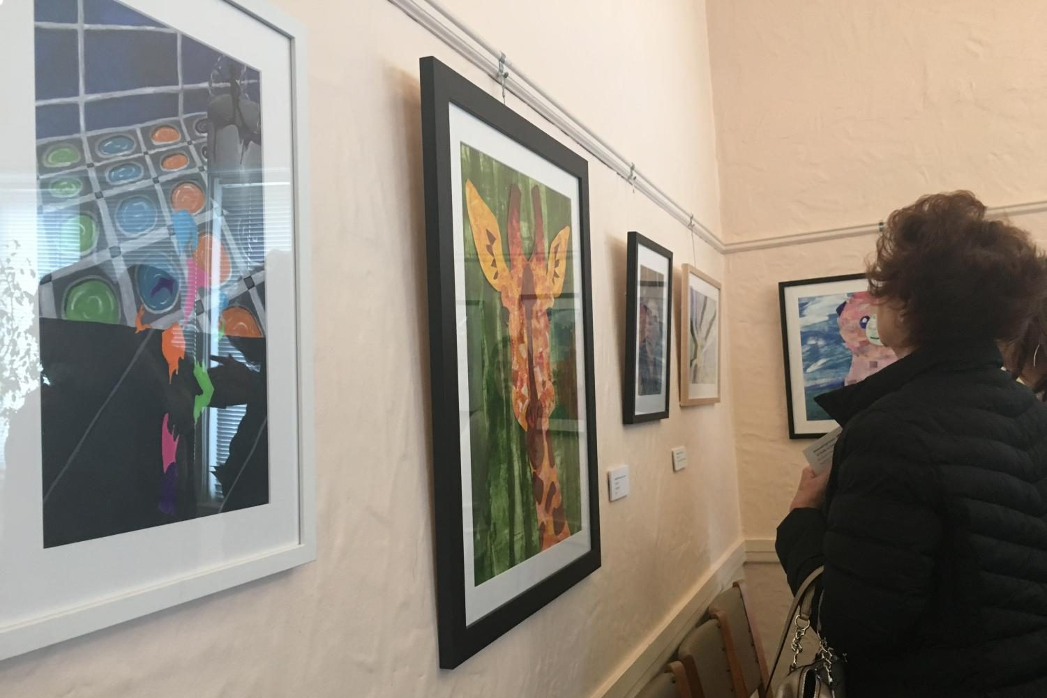 Exhibit featuring work from AP Studio Art students from March 10 to April 1 in The Monday Club gallery located at 37 S. Maple Ave in Webster Groves.