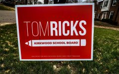 Tom Ricks school board controversy