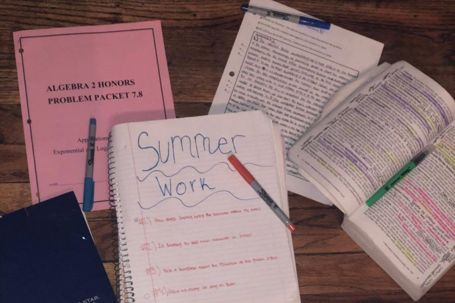 """Its on the same lines as no homework weekends,"" Havener said."