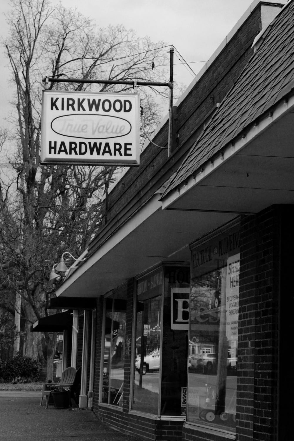 The+Kirkwood+Hardware+Store+is+located+of+Jefferson+Avenue+and+always+open+for+customers+to+stop+in.+