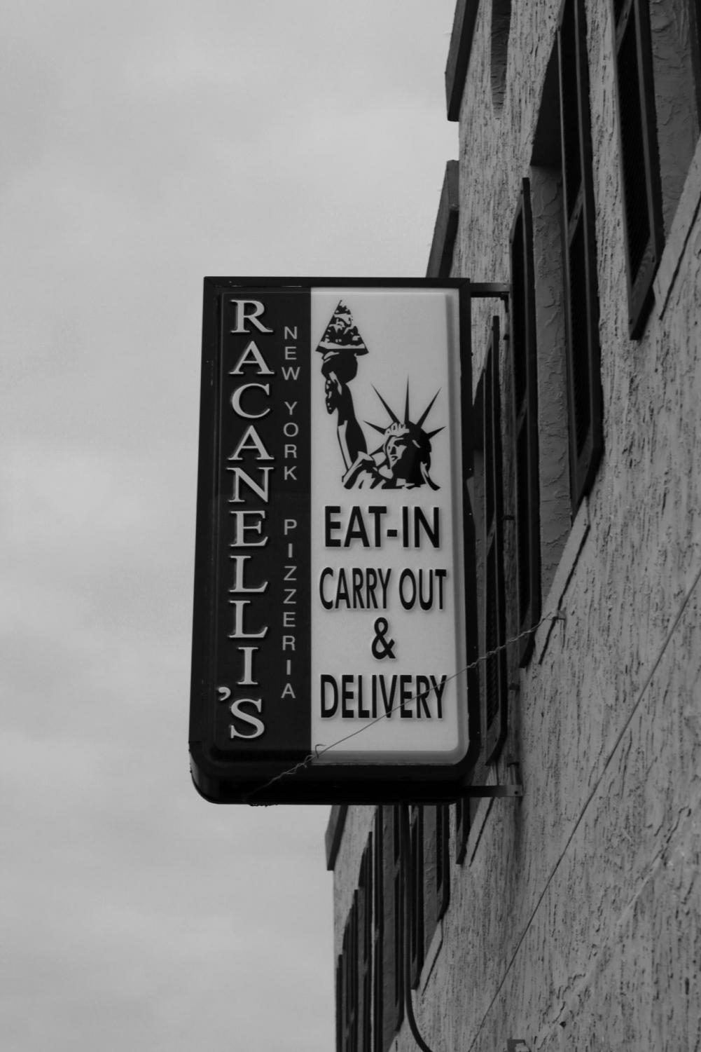 Racanelli%27s+is+a+New+York+style+pizza+shop+off+of+Kirkwood+Road.+