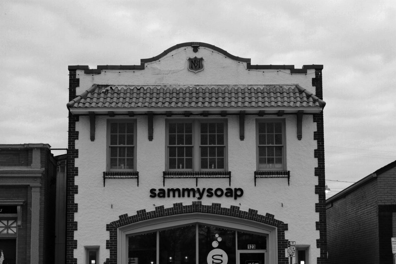Sammy+Soap+is+a+soap+shop+in+the+heart+of+Downtown+Kirkwood.+