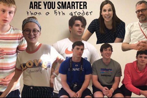 Test your knowledge for yourself alongside contestants to see if you are smarter than a 5th grader.