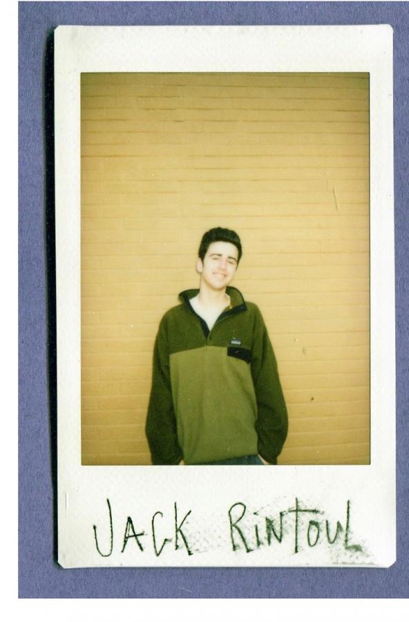 Senior Column: Jack Rintoul