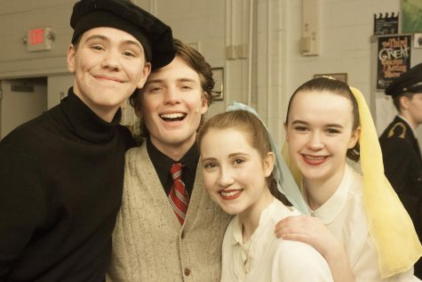 Spring musical preview: Wonderful Town