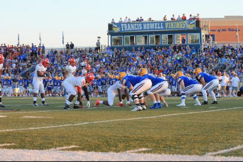 Photo Gallery: Kirkwood falls to Francis Howell in varsity football