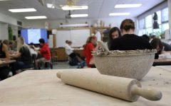 Photo Gallery: 5th hour ceramics class