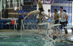 Photo Gallery: Kirkwood Boys Varsity Swim vs Ladue