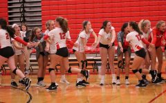 Photo Gallery: JV girls volleyball vs. Ursuline Sept. 5