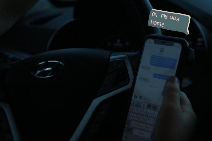 In 2017, 3,166 people were killed as a result of distracted driving.