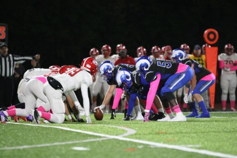 Oct. 25 Game Recap: Kirkwood 36, Ladue 35