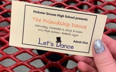 Friendship Dance ticket troubles