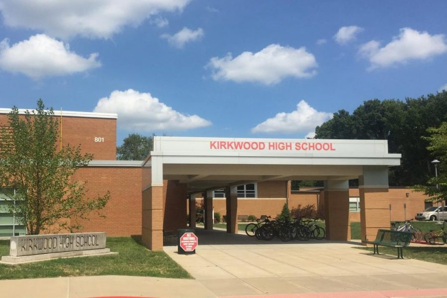 KHS+went+on+soft+lockdown+Oct.+17+after+three+unauthorized+individuals+entered+the+school.+According+to+Dr.+Michael+Havener%2C+there+was+no+threat+to+student+safety+during+the+incident.