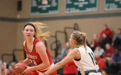 Photo Gallery: girls' varsity basketball game vs. Rock Bridge Nov. 29