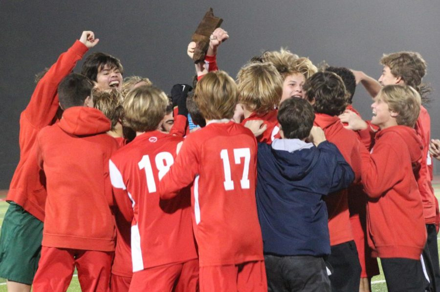 Photo Gallery: Kirkwood varsity boys' soccer vs. Parkway South Nov. 6