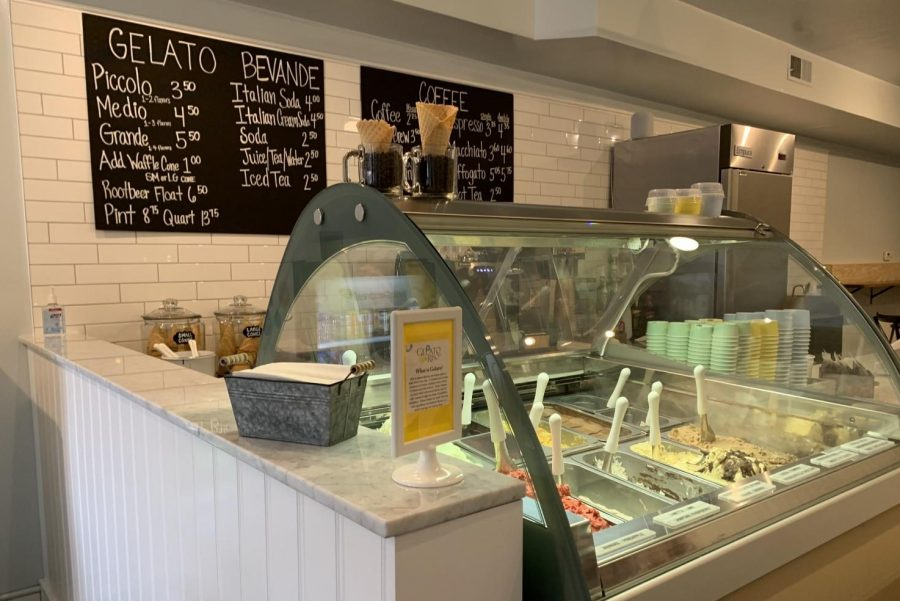 Check+out+Gelato+Di+Riso+for+a+taste+of+Italy+without+having+to+spend+%242%2C000+and+travel+5%2C000+miles.+They+sell+not+only+gelato%2C+but+scones%2C+cannoli%2C+biscotti%2C+coffee+and+more.