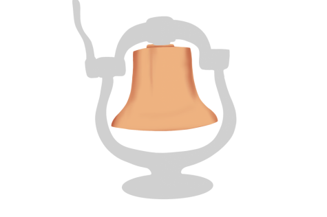 The Frisco Bell is the award given to the winner of the Turkey Day game.