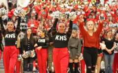 Photo Gallery: pep rally Nov. 27