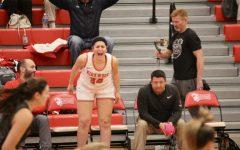 Photo Gallery: girls' varsity basketball game vs Marquette High School Jan. 15th