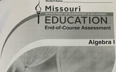 Review pains in full swing for the Algebra 1 EOC