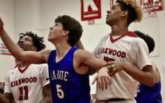 Photo Gallery: boys' varsity basketball vs. Ladue Jan. 24