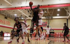 Photo Gallery: boys' varsity basketball vs. Jennings High School Jan. 16