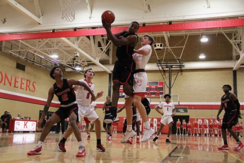 Photo gallery: varsity girls basketball game vs. U-City Jan. 18