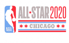 Chicago hosts the 69th NBA All-Star game on Feb. 16, 2020. Design courtesy of @NBAAllstar Twitter.