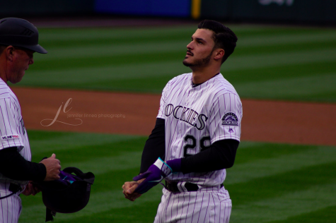 One in particular is Colorado Rockies' third baseman, Nolan Arenado, whose numbers speak for themselves