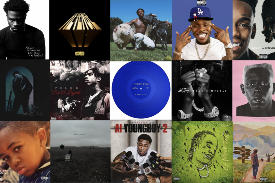 Artists release albums every year that capture audiences' attentions; 2019 was no different.