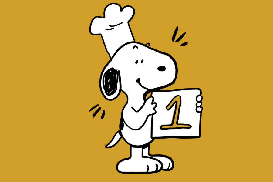 Snoopy by far deserves the number one spot on this list.