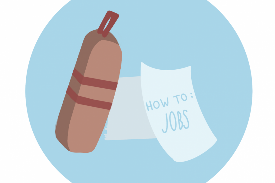 A first job can be a struggle. Tune in to hear Abby Peterson, KHS career counselor, walk you through the process.