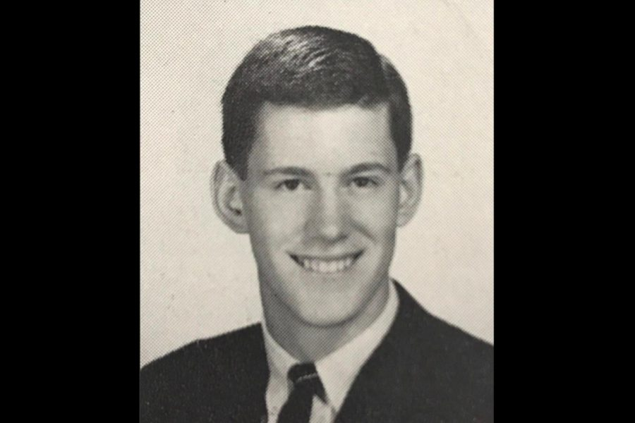 """""""We were supposed to be saving Vietnam from aggression,"""" remembered '63 graduate Tracy Hammond."""