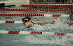 Photo Gallery: swim and dive conference meet Feb. 4 and 6