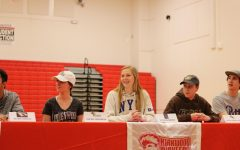 Photo Gallery: athletic signing ceremony Feb. 7