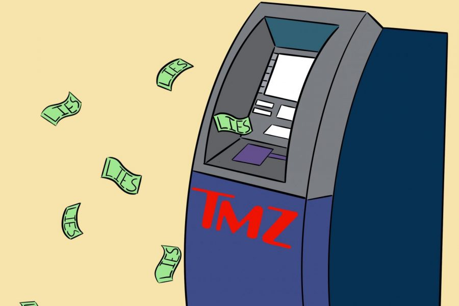 Media companies like TMZ and individual journalists must be held accountable for what they report.