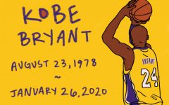 Kobe Bryant said farewell to basketball in 2016 but his legacy on the court lives on