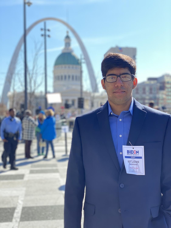 Faizan Shaik – Biden 2020 campaign staff