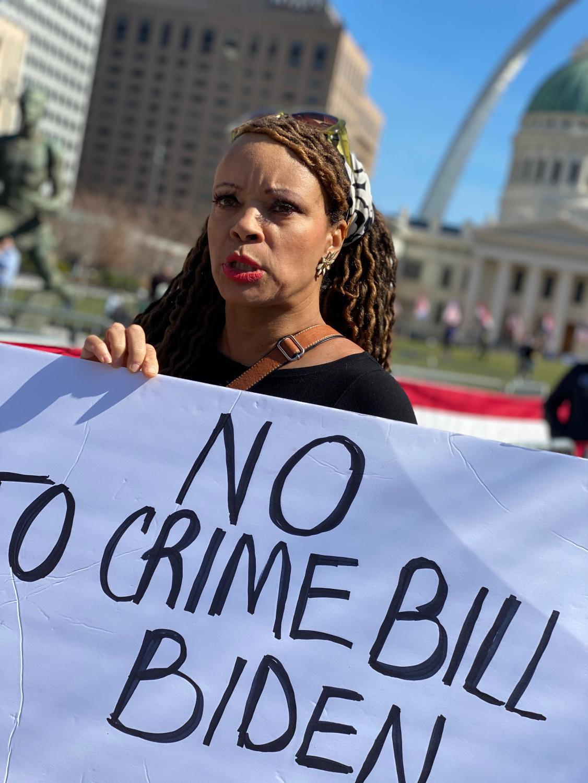 Tonya Jones – Protestor