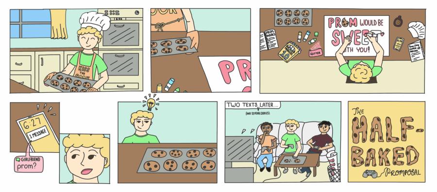 Editorial Cartoon: Half-baked