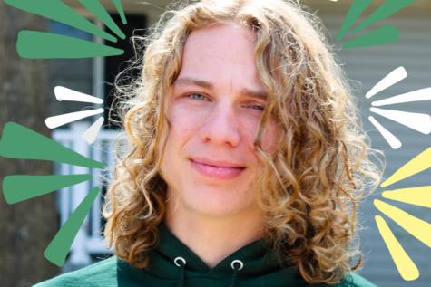 Ross Stauder, senior, will be attending Colorado State University to study computer sciences.