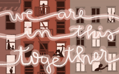 Come together as a community and submit your COVID-19 stories to TKCs Voices of Kirkwood.